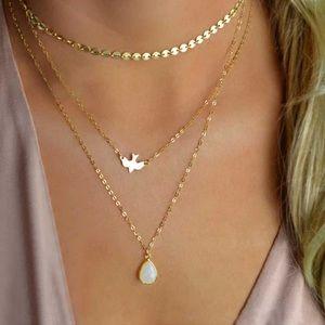 Jewelry - Three Tier Choker Necklace